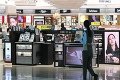 Duty-free items to be sold within country starting Wednesday