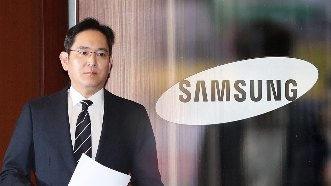 Prosecutors request arrest warrant for Samsung's Lee
