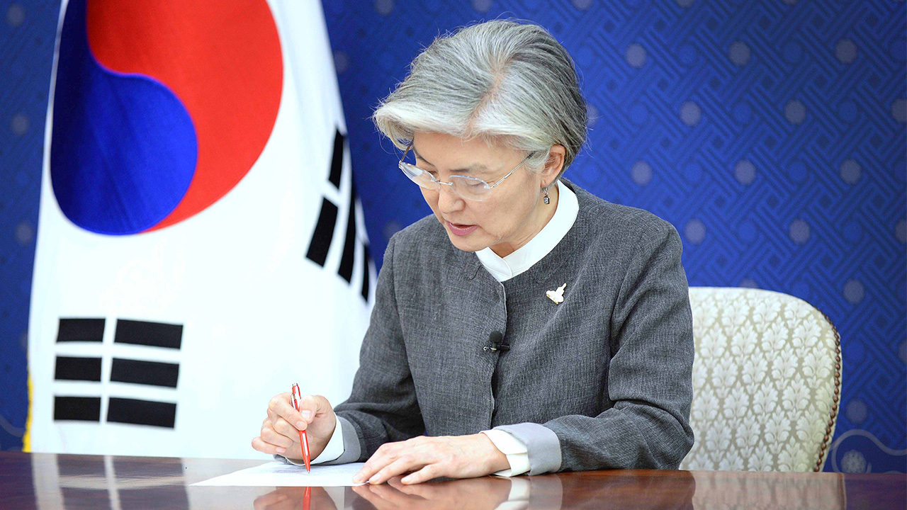 S. Korea pledges assistance of US$ 30 mil. for global vaccine drive