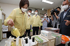 S. Korea's 24/7 emergency system in case of COVID-19 infections in schools