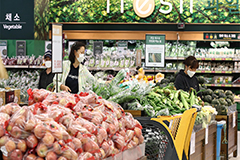 Price of fruit in S. Korea drops while other staple foods see increase