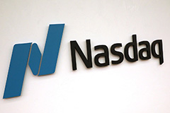 NASDAQ closes on record high on Mon. as New York City takes first steps toward reopening