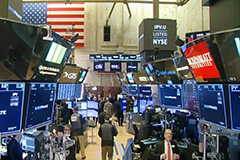 NASDAQ closes above 10,000 led by IT rallies
