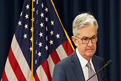 Federal Reserve leaves benchmark interest rate unchanged at 0-0.25% range
