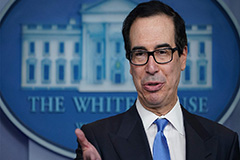 Another shut down over COVID-19 will cause economic damage, medical problems: Mnuchin