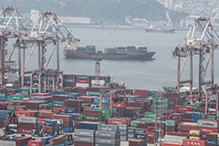 S. Korea's import and export prices both rose in May: BOK