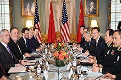Pompeo, Yang Jiechi to meet for rare talks on U.S.-China bilateral issues
