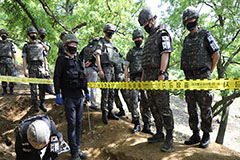 S. Korea resumes Korean War remains excavation project in Demilitarized Zone