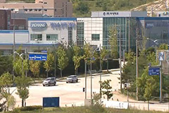 Stock prices of listed companies in Gaeseong Industrial Complex have dropped sharply