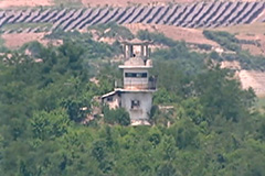 N. Korea reinstalling propaganda speakers along inter-Korean border