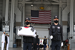 147 sets of S. Korean troop remains to return home on eve of 70th anniversary of Korean War