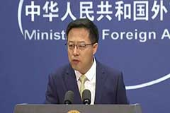 India-China have held high-level military talks to resolve border fight issue: China