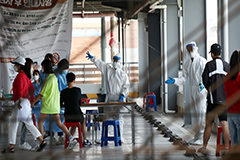 S. Korea reports 28 new COVID-19 cases on Thurs., 1 new death
