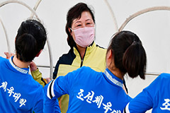 Despite pandemic, N. Korea planning mass gymnastics show for ruling party anniversary