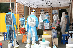 S. Korea reports 51 more coronavirus cases amid cluster infections at Seoul church