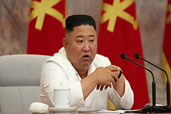N. Korean leader orders regime