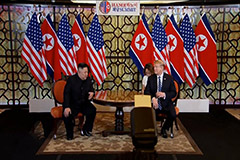 We don't feel any need to sit face to face with U.S. : N. Korean vice FM