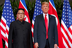 Could Trump and Kim Jong-un have a surprise October meeting?