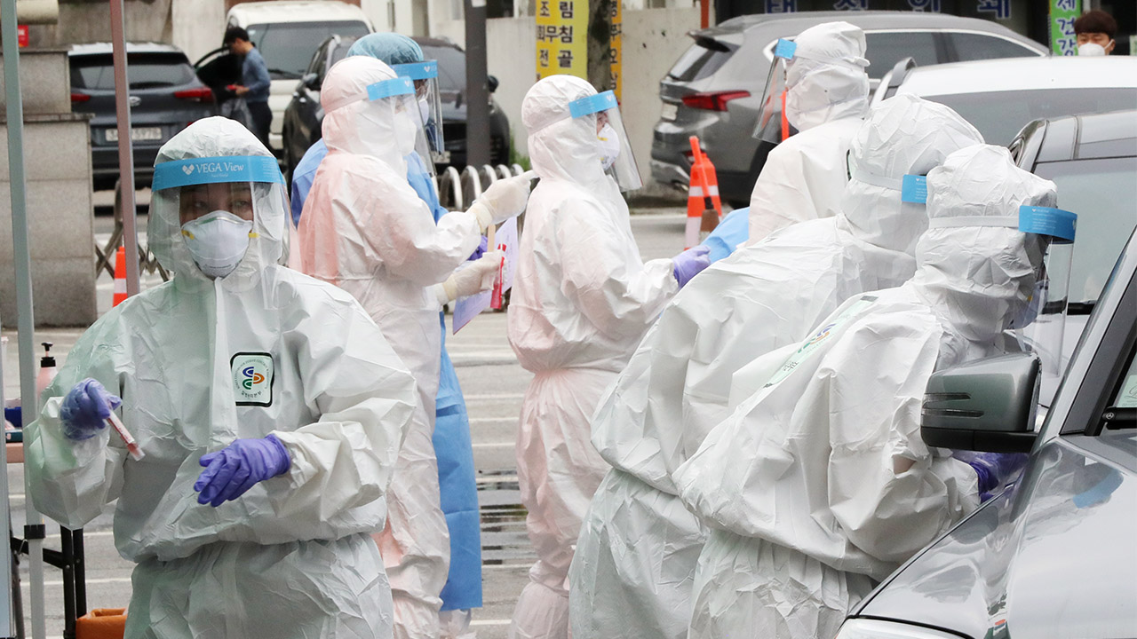 South Korea reports 48 new COVID-19 cases on Monday; distancing level to be adjusted by region