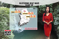 Blistering heat wave to ramp up in central regions