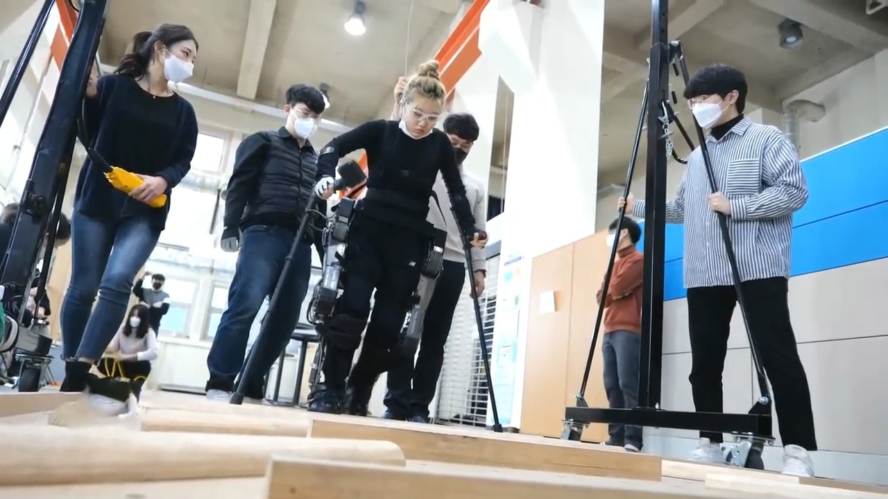 S. Korea aims to win Cybathlon 2020 with new 'robot suit'