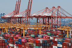 S. Korea's exports drop 1.7% y/y in first 10 days of July