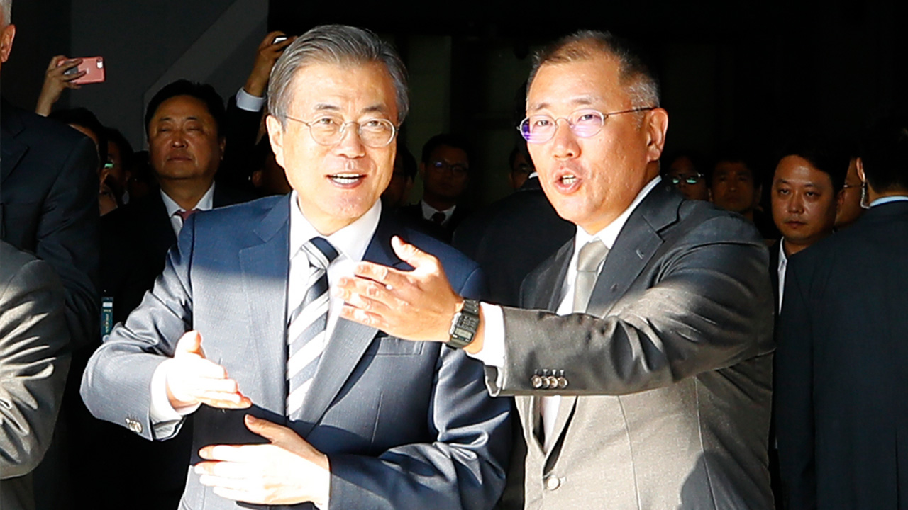 S. Korea plans to become 'leading country' through New Deal initiative