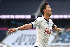 Tottenham Hotspur's Son Heung-min tallies 10th goal and 10th assist in 2-1 victory over Arsenal
