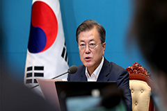 President Moon to unveil Korean New Deal initiative