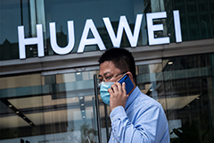 Britain to remove all of Huawei's 5G kits from country's network by 2027, siding with U.S.