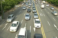 Seoul city says 16,000 old diesel cars scrapped this year, causing fine dust levels to drop