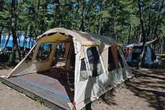Many people in S. Korea are going camping amid COVID-19 outbreak