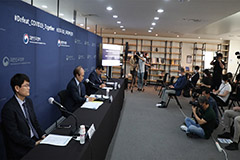 S. Korea pursues transparent COVID-19 response with another foreign press briefing