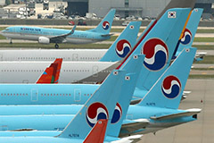 Korean Air seeks to convert passenger jets to cargo planes
