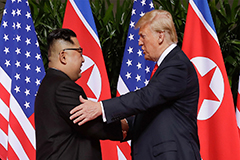 Russian ambassador to N. Korea says U.S.-N. Korea summit is unlikely to take place before Nov. due to COVID-19