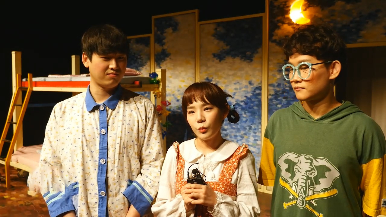 Musical for kids to enjoy during summer vacation; 'We are Friends' at Hakchon theater