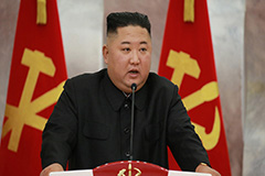 Kim Jong-un says nuclear deterrence will permanently guarantee national safety