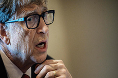 Bill Gates predicts COVID-19 treatment drugs could reduce death rate substantially