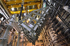 Assembly starts on world's largest nuclear fusion reactor ITER