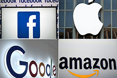 Apple, Amazon, Facebook and Google report Q2 earnings