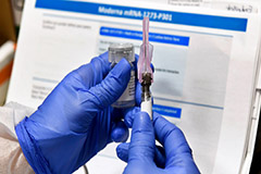 Coronavirus vaccine tracker: how close are we to a vaccine?