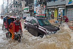 Prolonged and intense rainy season in Asia likely linked to global warming: Experts