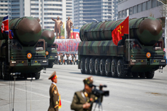 N. Korea developed miniaturized nuclear devices to fit missiles' warheads: Reuters