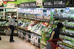 S. Korea's consumer prices for July rise for first time in three months