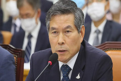 Seoul's defense minister vows