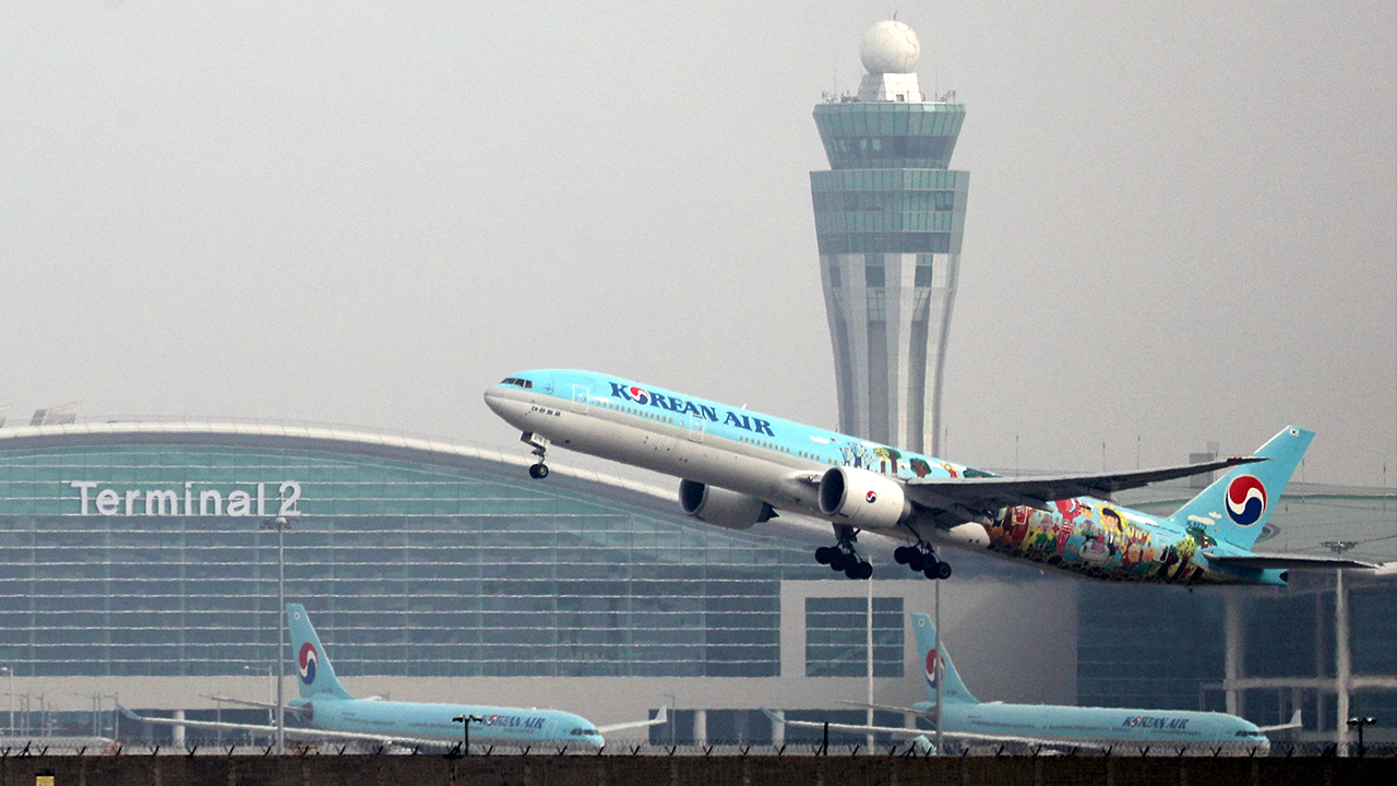 Korean Air touts Q2 profit on cargo demand