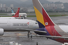 Asiana Airlines reports surprise profit on cargo demand