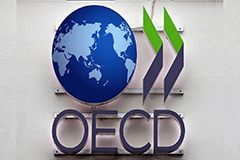 OECD raises S. Korea's economic growth outlook for 2020 to -0.8% from -1.2%