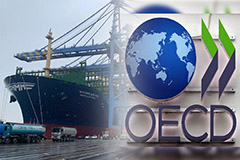 OECD ups 2020 growth forecast for S. Korea by 0.4 percentage points to -0.8