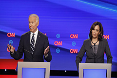 Biden picks Kamala Harris as his running mate for U.S. presidential election